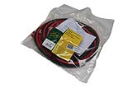 101191-T Starter cable - 35mm² - 2x3.5m - 900a - fully isolated plastic  35mmq 2x3,5m 900amp geisoleerde tangen