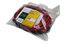 101192-T Starter cable - 50mm² - 2x5m - 1000a - fully isolated plastic  50mmq 2x5m 1000amp geisoleerde tangen