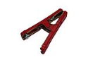 101251R Battery plier 400a - copper + pvc insulation - 25/35mm2 - R  Batterijtang koper+plast.25/35mm2 400a
