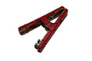 101252R Battery plier 600a - copper + pvc insulation - 35/50mm2 - R  Batterijtang koper+plast.35/50mm2