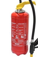 101376 Fire extinguisher 6 kg ABC - Belgium - vehicles - R  101376