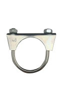 1301090 Exhaust clamp - universal - M8 -  48 mm  1301090
