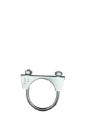 1301100 Exhaust clamp - universal - M8 -  50 mm  1301100