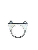 1301110 Exhaust clamp - universal - M8 -  52 mm  1301110