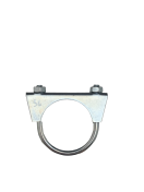 1301120 Exhaust clamp - universal - M8 -  54 mm  1301120