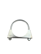 1301160 Exhaust clamp - universal - M8 -  70 mm  1301160