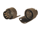 140007M-E Adapter - supershort - 7 to 13 poles  140007M-E