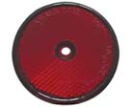 145024 Reflector - 60mm - red - with hole Reflector - 60mm - red with hole 145024.jpg