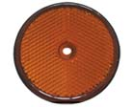 145025 Reflector - 60mm - orange - with hole Reflector - 60mm - orange with hole 145025.jpg
