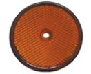 145025-P2 Reflector - 60mm - orange - with hole - 2 pieces - blister  145025-P2.jpg