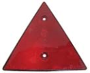 145027-P6 Reflector - triangular - red - 2 pieces - blister  145027-P6.jpg