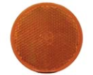 145034-P2 Reflector - 60mm - orange/self adhesive - 2 pieces - blister  145034-P2.jpg