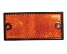 145046-P Reflector - 105x48mm - orange hole/self adhesive - 2 pieces - blister  145046.jpg