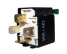145991 Relay - 30a - 12V - 4 pin with fuse  145991.jpg
