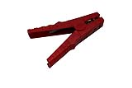 150092-TR Battery plier 600a - isolated - R  Geisoleerde batterijtang 600a rood