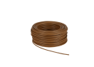 180061-PE Wire - 2.5mm² - 50m - box - brown  180061-PE