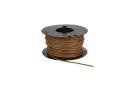 180061B-PE Wire - 2.5mm² - 50m - bobbin and box - brown  180061B-PE