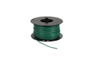 180061B-PG Wire - 2.5mm² - 50m -  bobbin and box - green  180061B-PG