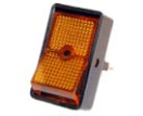 192116-P2 Switch - square - round hole - amber - blister  192116-P2.jpg