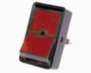 192119-P2 Switch - square - round hole - red - blister  192119-P2.jpg