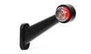 212010 Sidelight on rubber arm - 190mm Side light on rubber arm - 190mm