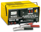 253151 CLASS BOOSTER 220A 1Ph 230/50-60 Out. 12-24V - Schuko plug Battery charger and starter