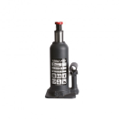282-E-3105 Eagle Pro - Jar jack - 5 tons The hydraulic pot jack is used when lifting vehicles, caravans or trailers. The compact size of the pot jack ensures that the jack is easy to carry in the trunk and easy to store in your workshop. When using a pot jack it is advisable to use axle supports as well, a pot jack is only used for lifting vehicles and the axle supports for supporting.