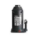 282-E-3130 Eagle Pro - Jar jack - 30 tons The hydraulic pot jack is used when lifting vehicles, caravans or trailers. The compact size of the pot jack ensures that the jack is easy to carry in the trunk and easy to store in your workshop. When using a pot jack it is advisable to use axle supports as well, a pot jack is only used for lifting vehicles and the axle supports for supporting. 