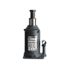 282-E-5220 Pot Jack 20T The hydraulic pot jack is used when lifting vehicles, caravans or trailers. The compact size of the pot jack ensures that the jack is easy to carry in the trunk and easy to store in your workshop. When using a pot jack it is advisable to use axle supports as well, a pot jack is only used for lifting vehicles and the axle supports for supporting. 
