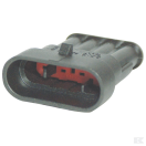 AMP2821061 AMP Superseal 1.5 - Plug housing 4P - M  AMP2821061.jpg