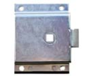 B301332 Lock srew extra large 86x67mm.square 8mm.  B301332.jpg