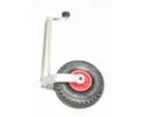 B301503 Jockey wheel 48mm.pvc rim air tyre 260x85mm.  B301503.jpg