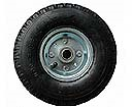 B301543 Spare wheel metal rim air tyre 260x85mm.  B301543.jpg