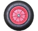 B301571 Wheel pvc rim air tyre 400x80mm.  B301571.jpg