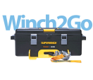 B406005 SuperWinch Winch2Go 1814kg Rated Line Pull	                1814 kg