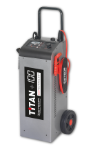 CE804070 TITAN +100 multifunction battery charger/starter 12V/24V-100A MULTIFUNCTION BATTERY CHARGER STARTER