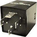 DFR18 Flasher units - 12V - 4 pin  DFR18