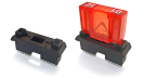 IM-H9810 Fuse holder - maxi - 2x10 pins circuit board  IM-H9810