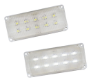 L22760C-V LED (10) - interior light - 129.9x55.8 - 12/24v Led - 200 lumen - interior light - 129.9x55.8 - 12/24V L22760C-V