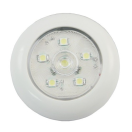 L22765CKS-WV LED (6) - interior light round 75mm - 12/24V - touch switch Led - 120 lumen - interior light - round - 75mm - 12/24V - touch switch 22765