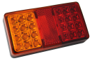 L26002AR-15-P Led - tail light - 12-24V - 4 functions - blister  L26002ar-15