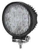 LE0076-P4 Led - worklight - 9-32V - 2200 lumen - round - blister  LE0076
