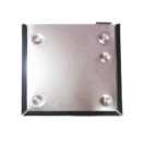 LE0202 ADR Sign holder with security ADR Sign holder with security LE0202