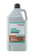 M301-005 Maco Hand Cleaner Orange - 4L cartridge CX 4 Maco Hand Cleaner Orange - 4L cartridge CX 4