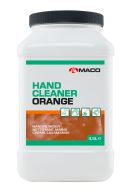 M301-006 Maco Hand Cleaner Orange - 4,5L pot Maco Hand Cleaner Orange - 4,5L pot