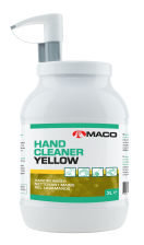M601-003 Maco handcleaner - yellow - 3L  M601-003