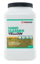 M601-006 Maco handcleaner - yellow - 4.5L  M601-006