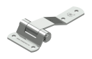 NZW-02106A Door and tailgate hinge - 142x60  NZW-02106A