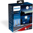 P11258XU Philips Xtreme Ultinon - Led - Gen1 H1 - set - non ECE Philips Xtreme Ultinon LED Gen1 H1 set (non ECE) P11258XU