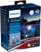 P11362XU Philips Xtreme Ultinon - Led - Gen1 H11 - set - non ECE Philips Xtreme Ultinon LED Gen1 H11 set (non ECE) P11362XU